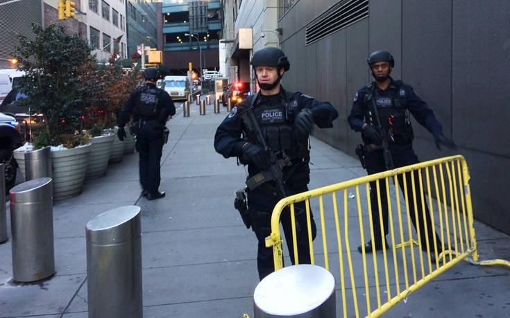 Συνελήφθη ο ύποπτος που τοποθέτησε χύτρες μαγειρέματος στον υπόγειο στης Νέας Υόρκης