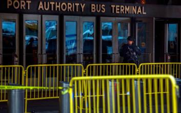 Τρεις τραυματίες από απόπειρα τρομοκρατικής επίθεσης στη Νέα Υόρκη