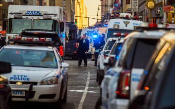 Δήμαρχος Νέας Υόρκης: Απόπειρα τρομοκρατικής ενέργειας η έκρηξη