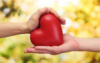 Η καρδιά αντλεί καθημερινά 9.450 λίτρα αίμα