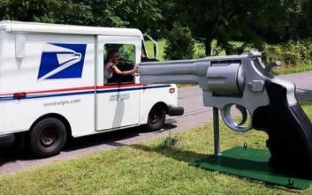 Γραμματοκιβώτια… υπερπαραγωγές