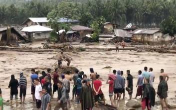 Τουλάχιστον 133 οι νεκροί στις Φιλιππίνες