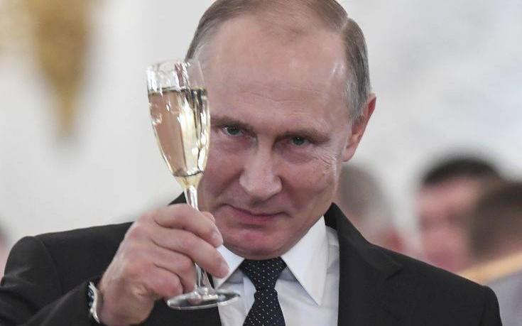 «Αλλαγή προς το καλύτερο» εύχεται ο Πούτιν στους Ρώσους