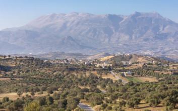 Ο επιβλητικός «πέτρινος γίγαντας» της Κρήτης