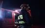 Μεγάλη φωτιά απειλεί χωριό στην Κεφαλονιά