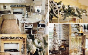 Αναλαμβάνει τη χριστουγεννιάτικη διακόσμηση σπιτιών και χρεώνει 4.500 ευρώ τη φορά