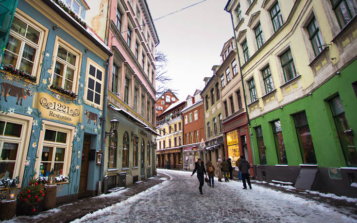 Ρίγα Λετονία