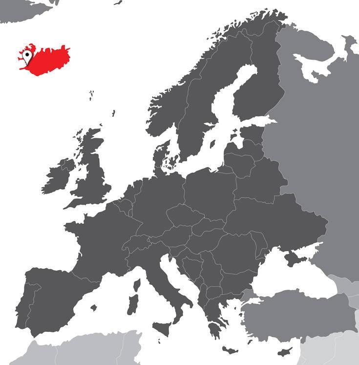 Ρέικιαβικ Ισλανδία