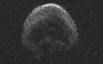 Αστεροειδής με σχήμα κρανίου πλησιάζει την Γη
