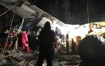 Αεροπλάνο με 25 επιβάτες συνετρίβη στον Καναδά