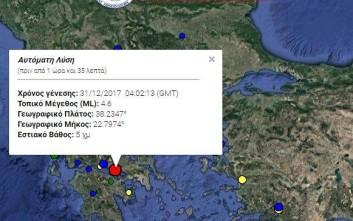 Λέκκας: Η περιοχή στον Κορινθιακό Κόλπο δεν είναι αθώα, έχει δώσει μεγάλους σεισμούς