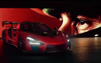 H McLaren έρχεται για πολλά γκάζια με… Senna