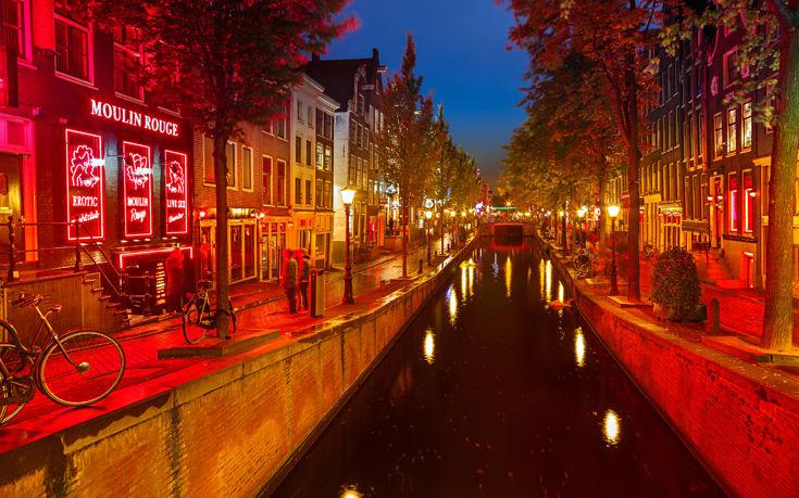 Πώς έστησαν οι Ολλανδοί το καθεστώς της νόμιμης πορνείας