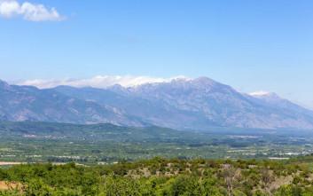 Τα «τρελά» του καιρού στη Βόρεια Ελλάδα: Την ίδια ώρα -4 στη Φλώρινα, +8,3 στο Καϊμακτσαλάν