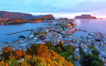 Ένα μεσαιωνικό παραμύθι στη Νορβηγία