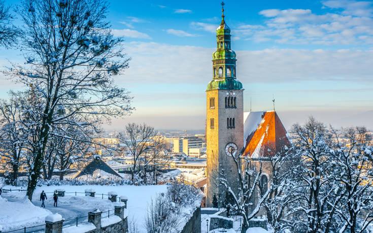 Σάλτσμπουργκ Αυστρία