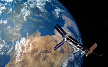 Έτσι κάνουν οι αστροναύτες την ανάγκη τους στο Διάστημα