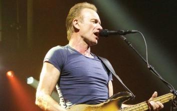 Ο Sting για δύο συναυλίες το καλοκαίρι στο Ηρώδειο