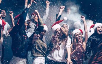 Τα πάρτι των εορτών που δεν πρέπει να χάσετε