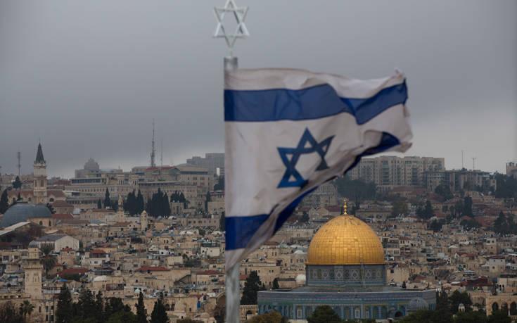 Στην Ιερουσαλήμ ο στενός σύμβουλος του Τραμπ, Τζον Μπόλτον