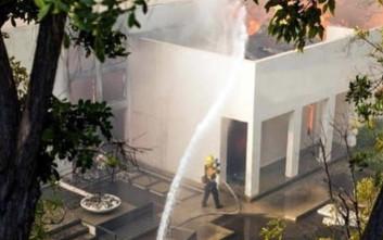 Κάηκε και το σπίτι του Κιριλένκο από τις φωτιές στην Καλιφόρνια