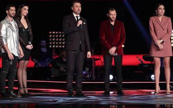 Πόσοι είδαν χθες τον τελικό του «The Voice»