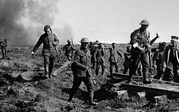 Η πιο αιματηρή μάχη του Α' Παγκοσμίου Πολέμου