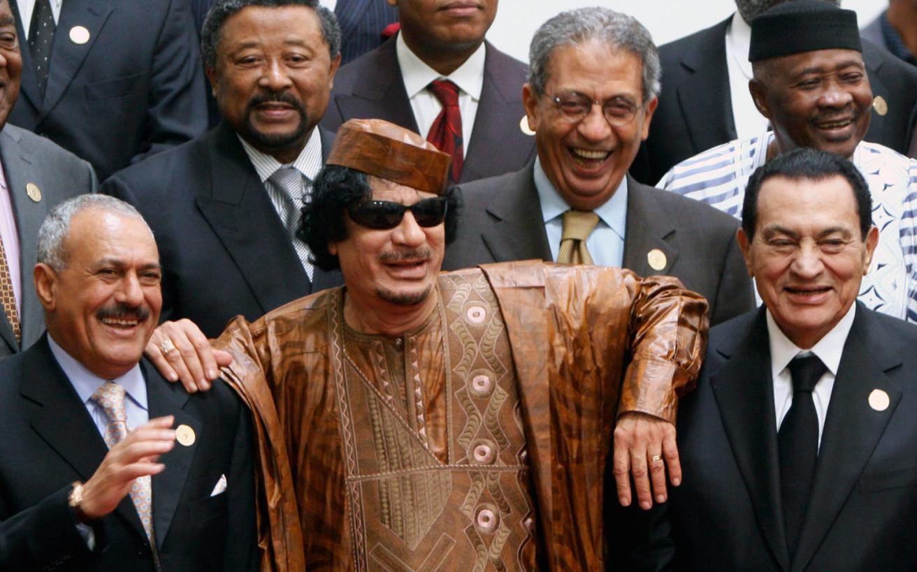 Τι απέγιναν οι ισχυροί ηγέτες του αραβικού κόσμου μετά την εξέγερση του 2011