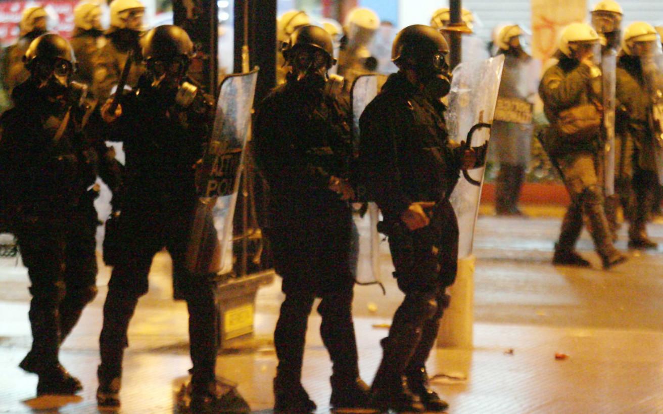 Η μοναδική φορά που οι κομάντος της ΕΛ.ΑΣ. αντιμετώπισαν διαδηλωτές