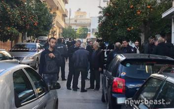 Στη φρουρά πρώην πρωθυπουργού ο αστυνομικός που σκότωσε την οικογένειά του