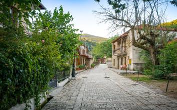 Ζαρούχλα, μοναδικό τοπίο στην ορεινή Πελοπόννησο