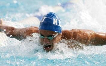 Παγκόσμιο ρεκόρ και δύο χρυσά ο Γιάννης Δρυμωνάκος στο Παγκόσμιο Πρωτάθλημα κολύμβησης Masters