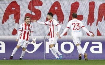 Το πάθος των Μάριν, Ρομαό και Μιραλάς για τα ματς με ΑΕΚ