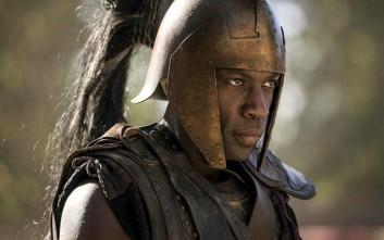 Ο μαύρος Αχιλλέας της τηλεοπτικής «Τροίας» του BBC