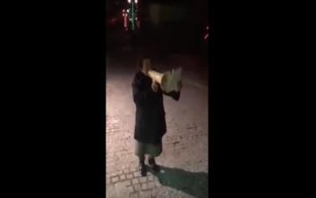 γιαγιά όργιο βίντεοπρωκτικό σεξ στο Ισραήλ
