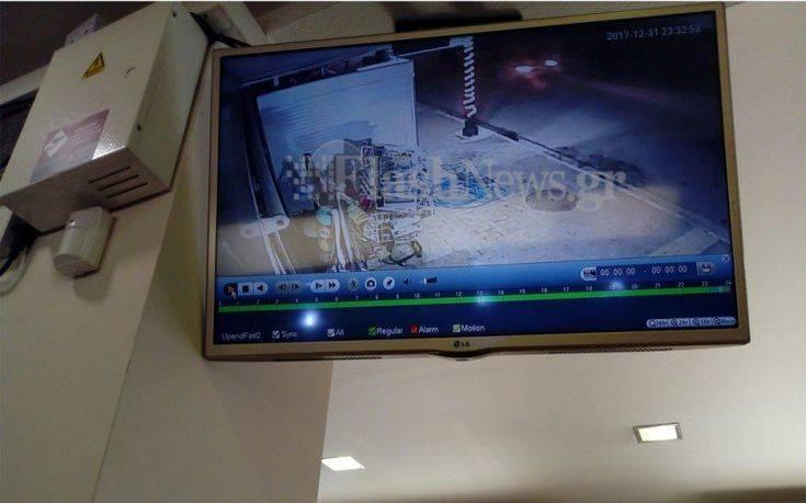 Τι δείχνουν οι κάμερες ασφαλείας για το τραγικό δυστύχημα στα Χανιά