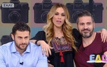 Βασάλος και Βαλαβάνη μαζί στην εκπομπή «Εδώ Survivor»