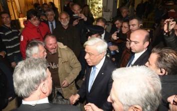 Παυλόπουλος: Να αποφευχθεί η χρησιμοποίηση ανιστόρητων ονομάτων
