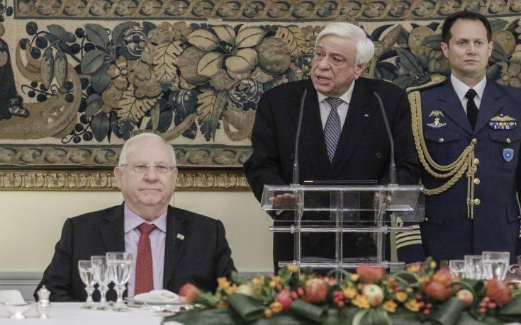 Παυλόπουλος: Τα υπολείμματα του ναζισμού θα πάρουν την απάντηση που τους αρμόζει