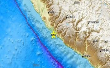 Ισχυρή σεισμική δόνηση 7,1 Ρίχτερ στο Περού