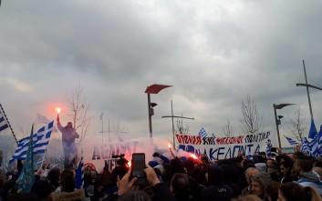 Συλλαλητήριο για το Σκοπιανό με σύνθημα «Η Μακεδονία Είναι Ελλάδα»