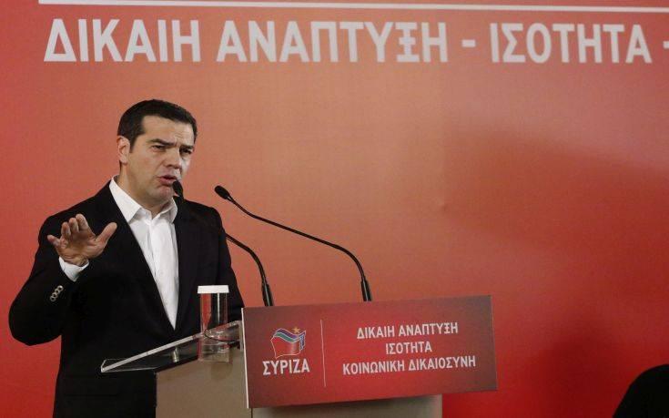 «Ο ΣΥΡΙΖΑ είναι αντιμέτωπος με τη λυσσαλέα αντίδραση των μέσων της διαπλοκής»