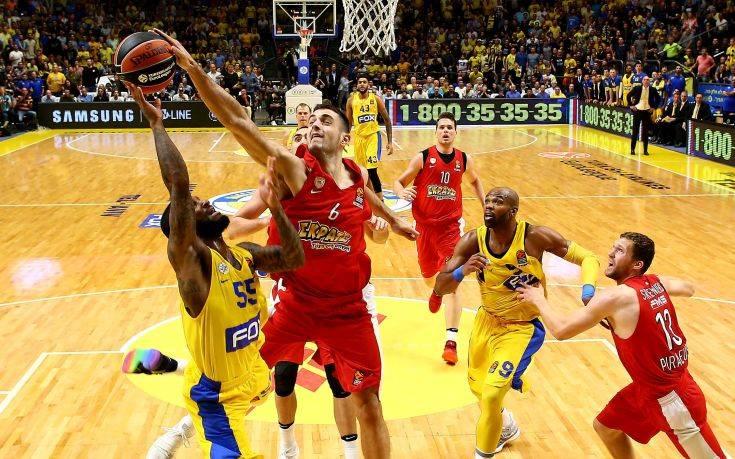 Ψάχνει νίκη ανασύνταξης και πλεονεκτήματος - Ο Ολυμπιακός υποδέχεται τη Μακάμπι για τη 18η αγωνιστική της Euroleague