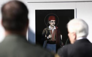 Η προεδρική φρουρά έχει πλέον τον δικό της Άγιο, τον Άγιο Γεώργιο Φουστανελά