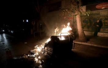 Πέντε συλλήψεις στα χθεσινά επεισόδια στη Θεσσαλονίκη