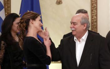 Πώς κατέγραψε ο φωτογραφικός φακός το δείπνο για τον πρόεδρο του Ισραήλ