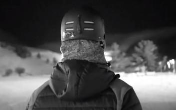 Το πρώτο νυχτερινό σκι της σεζόν στο Χιονοδρομικό Κέντρο Καλαβρύτων