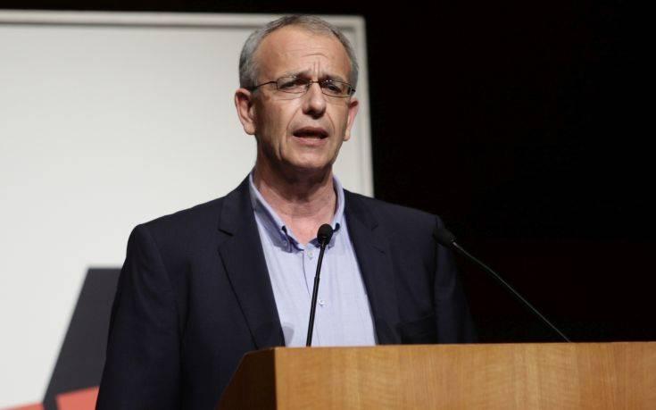 Ρήγας: Είμαστε αισιόδοξοι ότι θα καταφέρουμε τη μη περικοπή των συντάξεων
