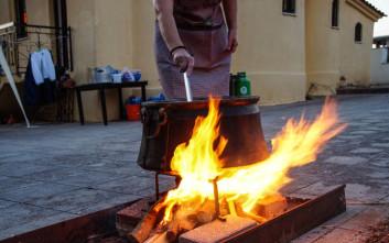 Η ιστορία πίσω από το «κουρμπάνι» για τον Άγιο Αθανάσιο