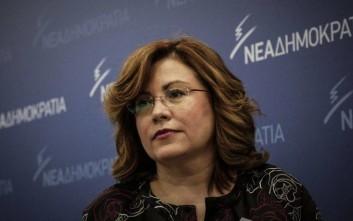 Μ. Σπυράκη: Με τον Ζάεφ ήταν μια δημόσια συνάντηση